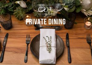 Private Dining Cover
